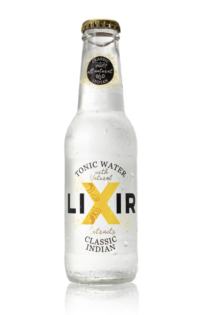 lixir classic indian tonic water