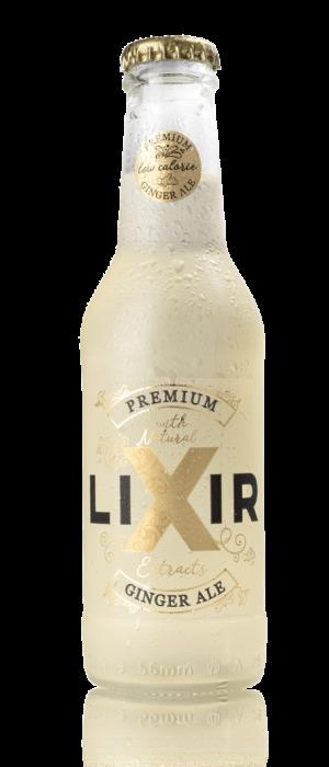 lixir ginger ale